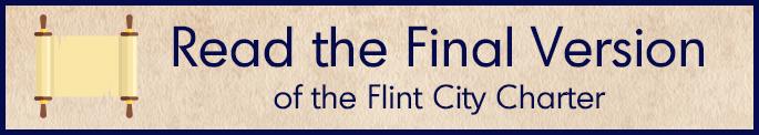 Final Version of the Flint Charter