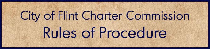 Procedure Rules